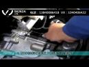 VW Audi Skoda and Seat DSG S Tronic transmission oil fill tool