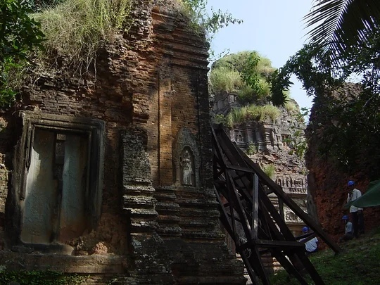 Махендрапарвата - затерянный древний город в джунглях!
