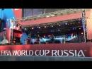 Хроники Края - Весной / 16.06.18. / Фестиваль болельщиков FIFA Fan Fest 2018 (Волгоград)