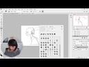 Loish - Kickstarter Livestream - Sketch Process (10/06/2017)