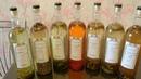 Делаем настойки Бехеровка Зубровка Перцовка Пряный виски Липовая с имбирем Охотничья
