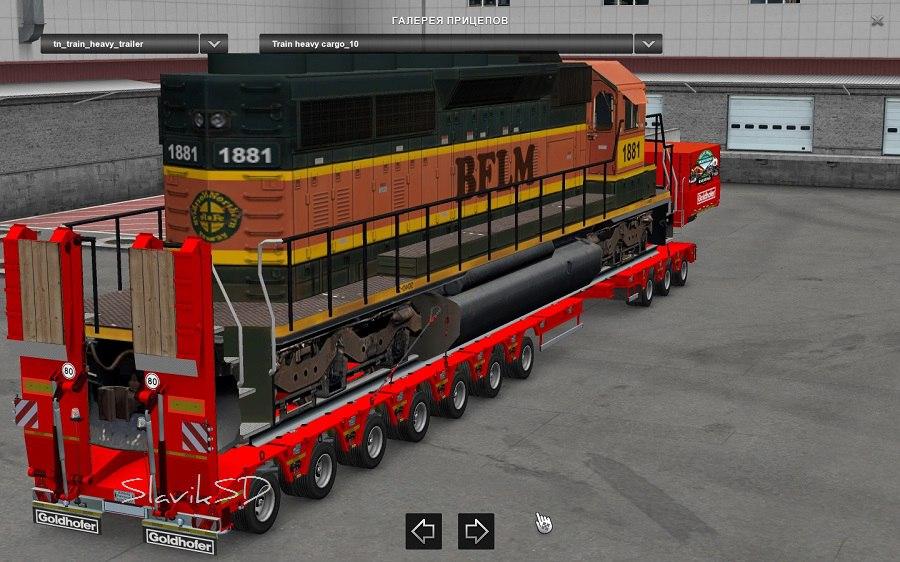 HEAVY TRAIN TRAILER PACK V1.01
