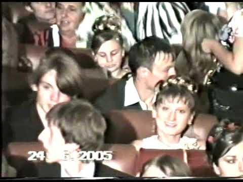 Випускний вечір в Білокуракинській ЗОШ №1 (продовження) 24.06.2005