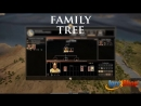 Total War ROME 2 - Family Tree Graphical