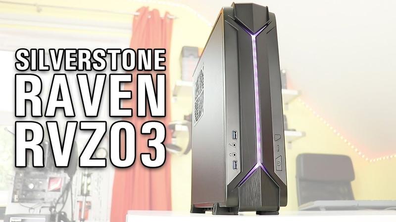 SilverStone Raven RVZ03 (Mini ITX) Review