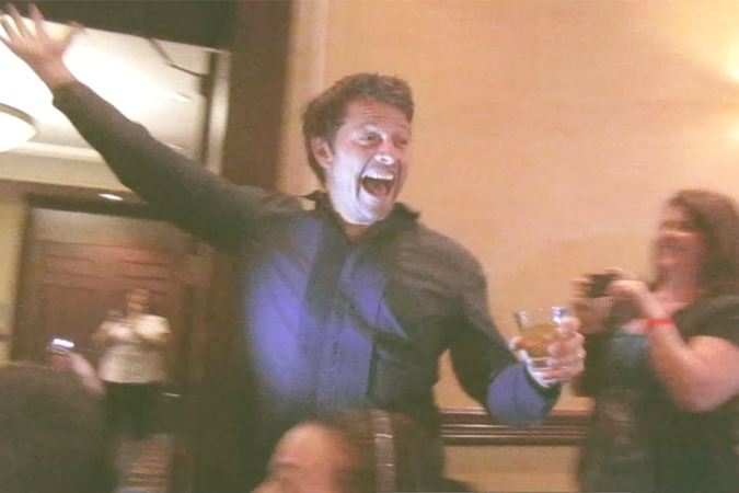 SPN TorCon Cocktail Party, ft. Drunk Misha