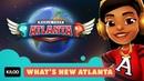 🌟 Subway Surfers World Tour 2019 - What's New: Atlanta
