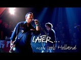 Manic Street Preachers revisit A Design For Life on Later... with Jools Holland