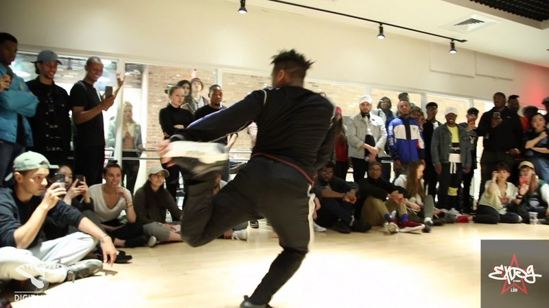 Lockerooo v. Lil'O - HOUSE OF EXILE No.5 PRE-BATTLE 【May 19th 2018】 | Danceproject.info
