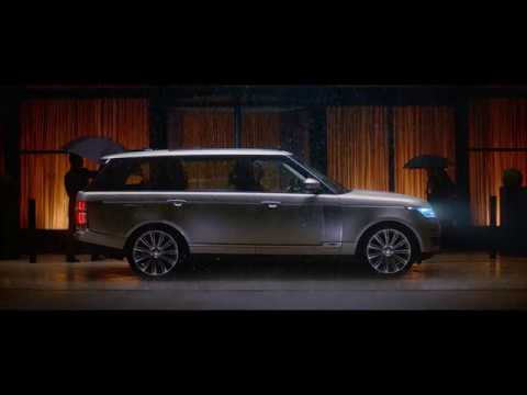Range Rover Long Wheelbase – Sanctuary in the City