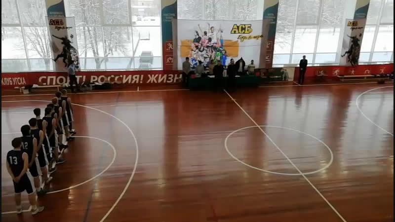 УлГПУ (Ульяновск) - МарГУ (Йошкар-Ола)