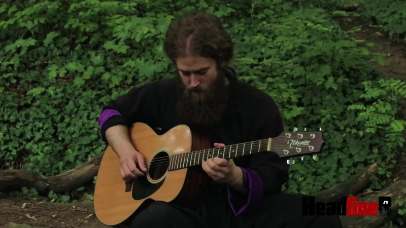 Jeromonah Petar i monah Teofil - Wasting Love (Iron Maiden acoustic cover)