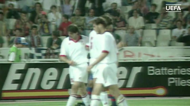 «Милан» 4:0 «Барселона» | 1994 год
