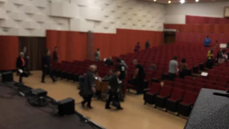 • премьера звука SE на классической сцене Сибири