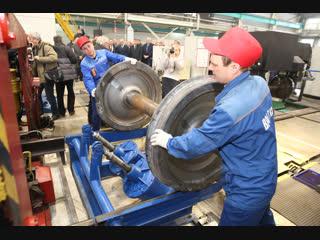 Игорь Артамонов принял участие в открытии новых участков на грязинском вагоноремонтном предприятии