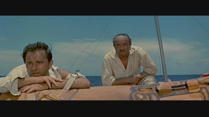 Морская жена(Англия.Приключения.1957)-(перевод-субтитры)