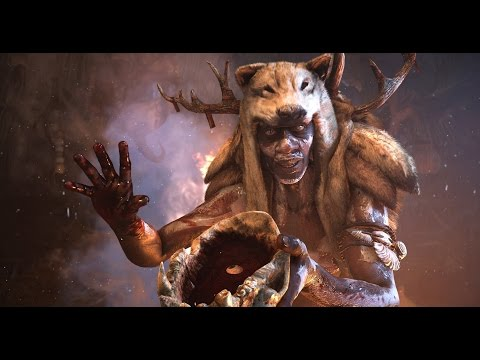 Far Cry Primal All Visions (Beasts, Ice, Fire) 1080p HD