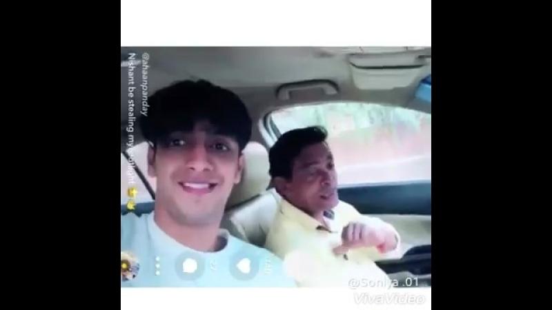 Ahaan Panday - Bin Tere Sanam Mar Mitenge Hum