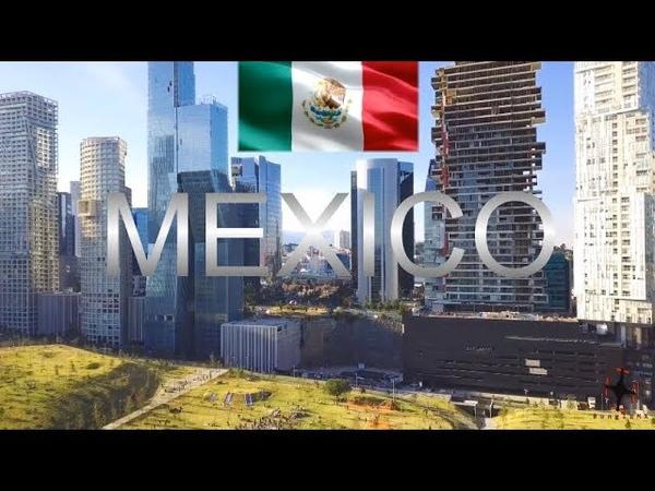 MÉXICO: Espectacular Transformación de Santa Fé - CDMX