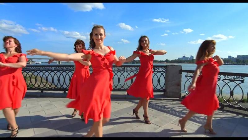 Группа Латиноамериканского танца Людмилы Савриловой Екатерина, Ирина, Эльмира, Элеонора