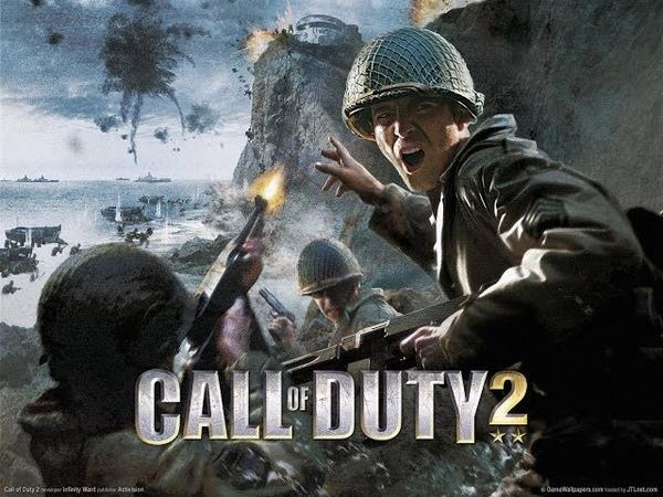 Прохождение - Call of Duty 2 - Часть 12 ( Контрнаступление )