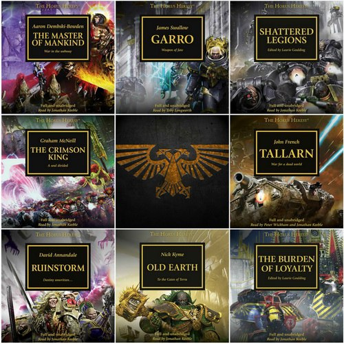 Horus Heresy 41-50 - Various