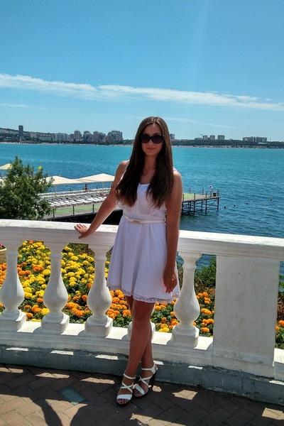 Анастасия Черкашина