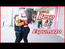 BESO O CACHETADA CON ESPUMA / BESANDO DESCONOCIDAS / JULIAN MAURI