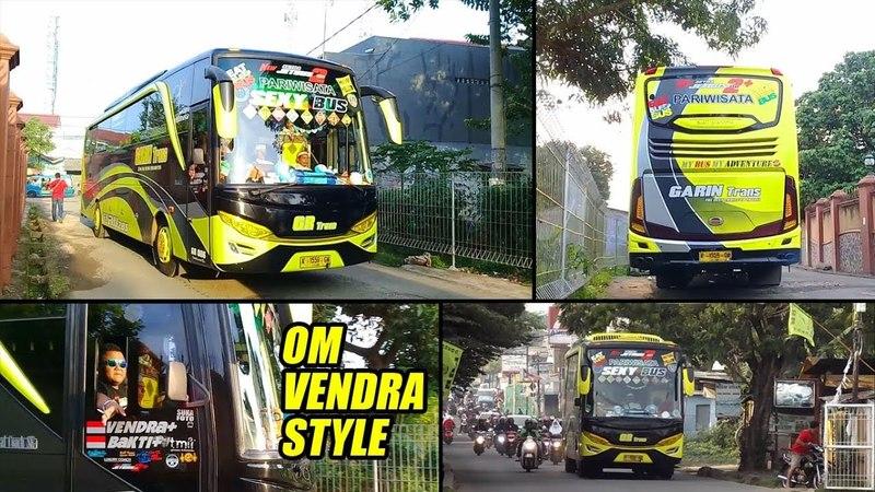 BUS ARTIS ASAL SIDOARJO, Bus Garin Trans Aka Sexy Bus Jetbus Setra HD
