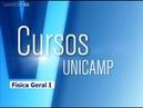 Cursos Unicamp: Física Geral I - Aula 1