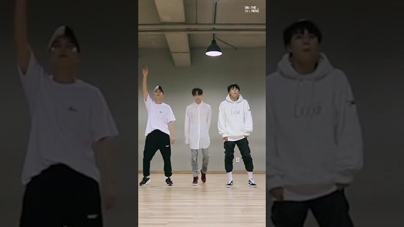 [Dance Practice] 하이라이트(Highlight) - CELEBRATE 안무 연습 기광 gikwang ver