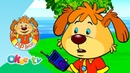 Pip Ahoy - Rules of the Sea   Okee TV   Cartoons for Kids