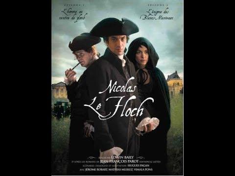 Николя Ле Флок / 8 фильм - Убийство на улице Фран-Буржуа / исторический детектив Франция