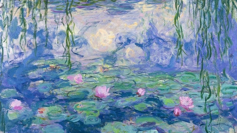 Французские импрессионисты. Часть III
