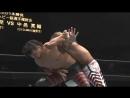 Hiroshi Tanahashi(с) vs. Shinsuke Nakamura Match for the IWGP Heavyweight Title (G1 Climax Special)