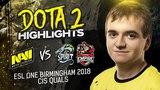 NAVI Dota2 Highlights vs Team Spirit, Empire @ ESL One Birmingham CIS Qualifier