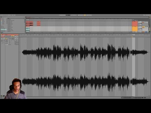 Making ambient/DARK Trap Like Whitearmor: Bladee Ecco2k type beat! (Ableton Live)
