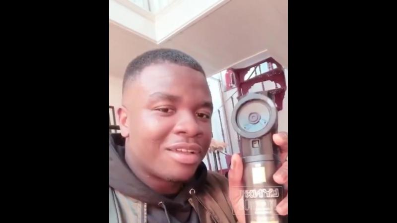 Big Shaq desodorant SKRAA POP POP