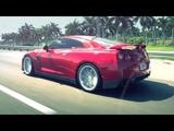 Nissan GT-R Vossen CVT Directional Wheels Rims