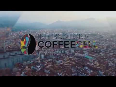 Флоренция Кофейный Форум COFFEECELL 2018.