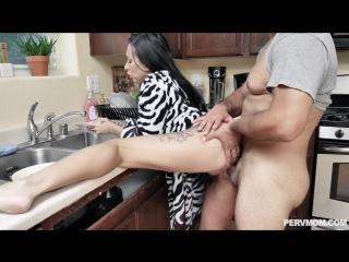 PervMom Lily Lane Doing Dishes Gets Dirty [ Порно, Porno, Sex, Blowjob, All Sex, Big Tits, MILF, POV, Mom, Big Ass, 1080p]