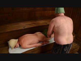 [БАНЯ САУНА ДУШ - banya_sauna_dush] Учебный фильм Как правильно париться в Русской бане и Сауне