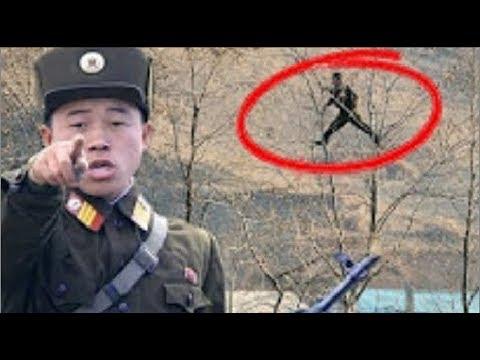 북한에서 탈북할 때 실제로 쓰는 방법