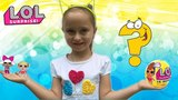 LOL BABY DOLL - LIL SISTERS - КОЛЛЕКЦИЯ КУКОЛ ЛОЛ и ЛОЛ СЕСТРИЧКИ - ВИДЕО ДЛЯ ДЕТЕЙ VIDEO FOR KIDS