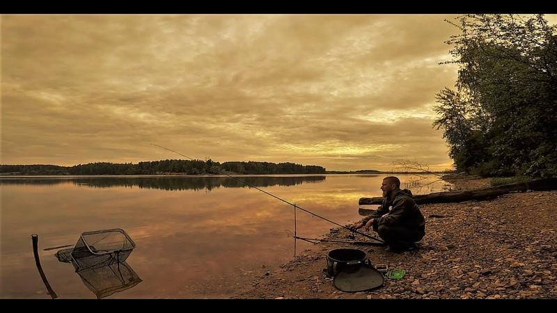 Рыбалка с Ночёвкой Как в Старые Добрые Времена КЛЁВ как На Чёрных Камнях Фидер