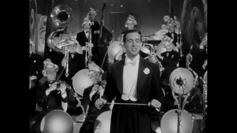 John Payne, Jerry Colonna, Johnnie Davis, Joe Venuti (1938)