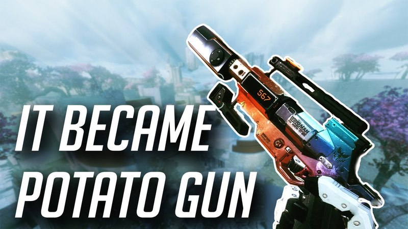 TITANFALL 2: Most Useless Gun in The Game | Flawless MFD Win