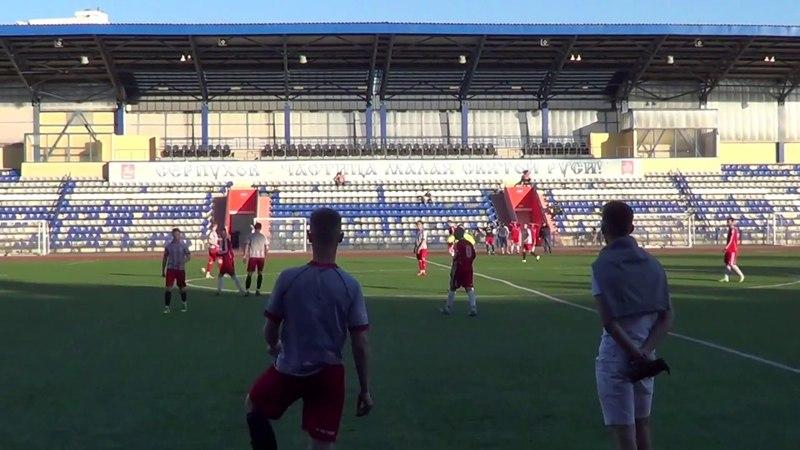 «Авангард-Теплосеть» - ФВА - 4-3 Чемпионат Серпухова по футболу «Высшая группа»