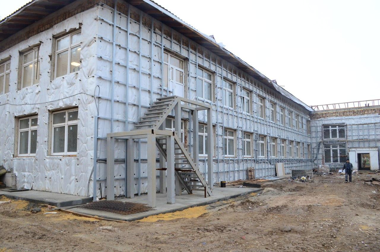 Подрядчик при строительстве детского сада в Армянске украл 2,5 млн. рублей