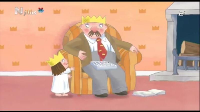 Μικρή Πριγκίπισσα_ Θέλω τους μαρκαδόρους μου